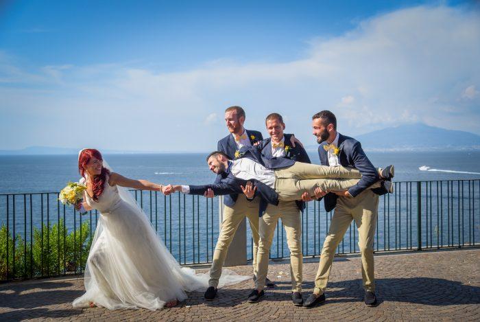 Sorrento Coast Wedding Location Wedding Photo Service Foto Aminta